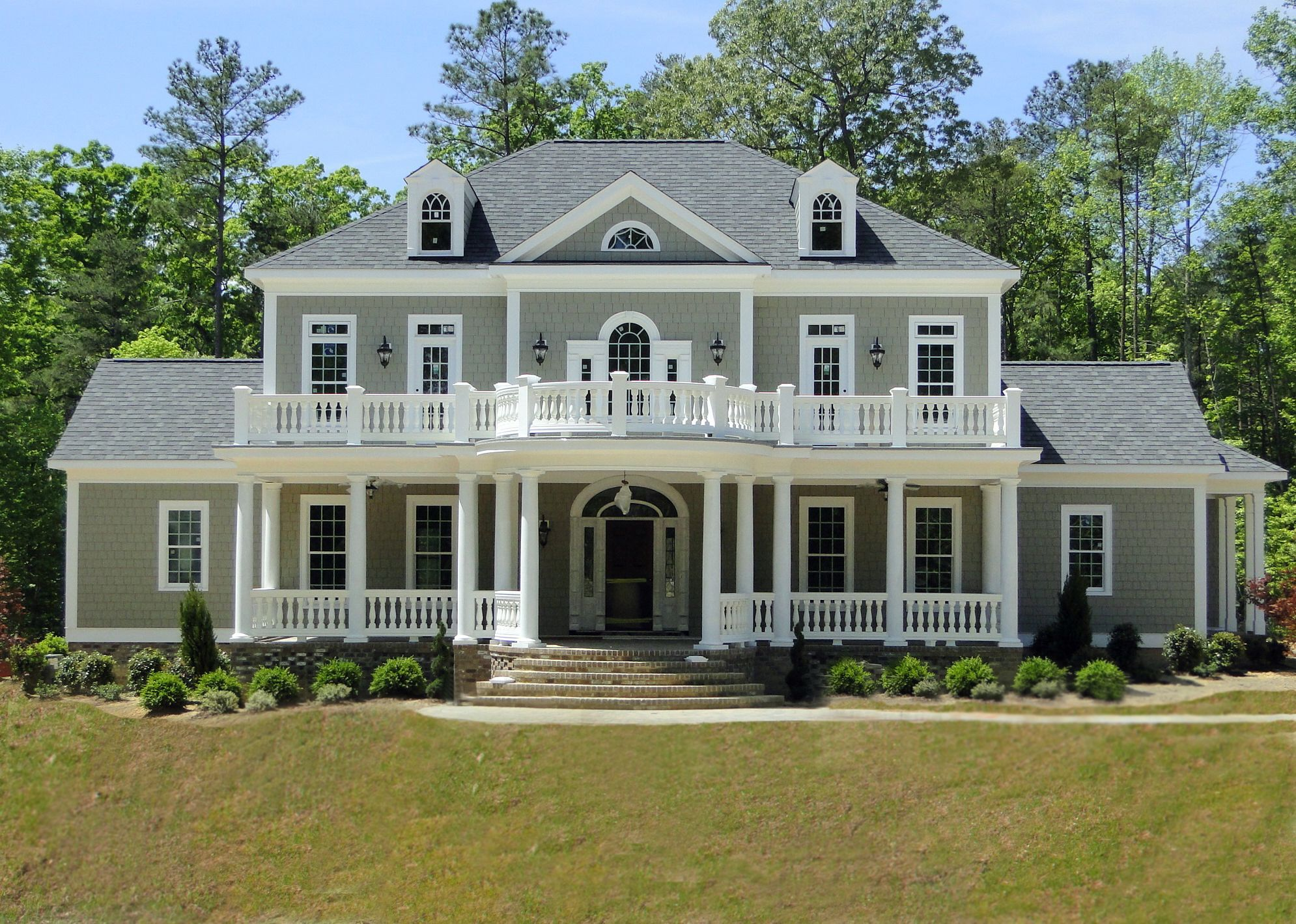 Custom new homes for sale in liberty ridge williamsburg va