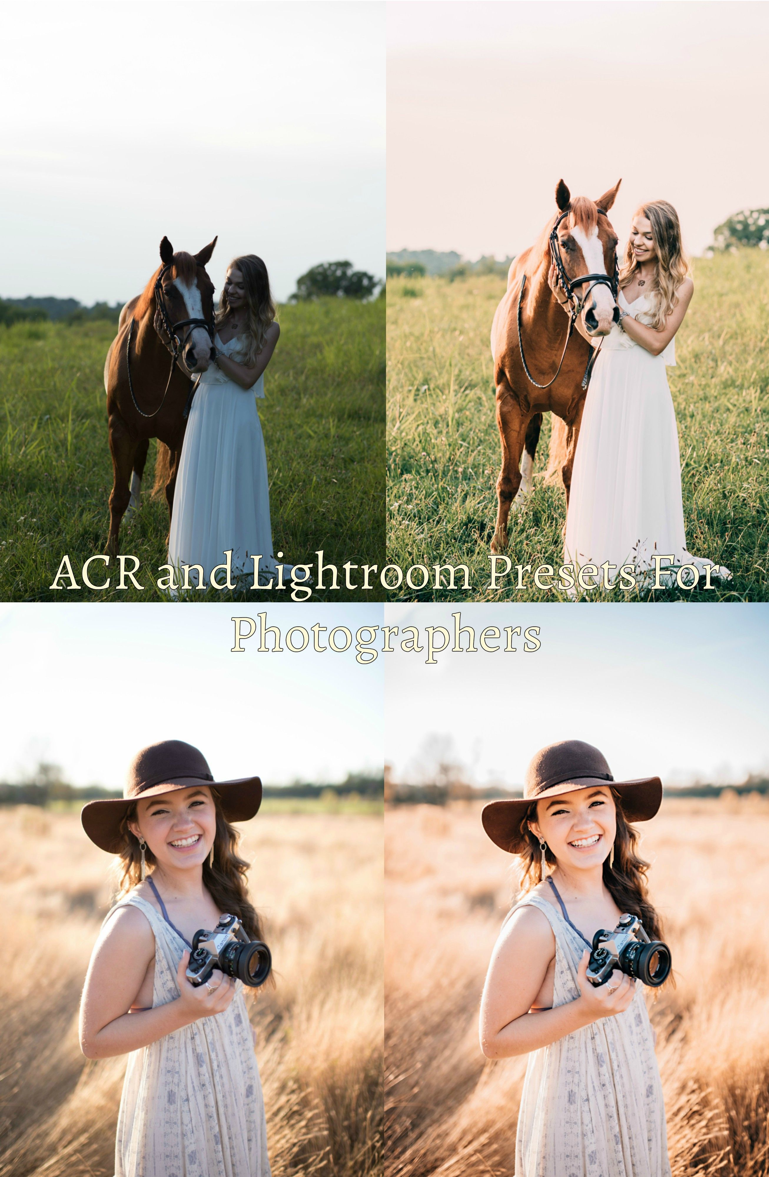 Adobe Camera Raw And Lightroom Presets For Photographers Editing Tools For Photogra Portrait Photography Editing Photo Editing Lightroom Photo Editing Styles