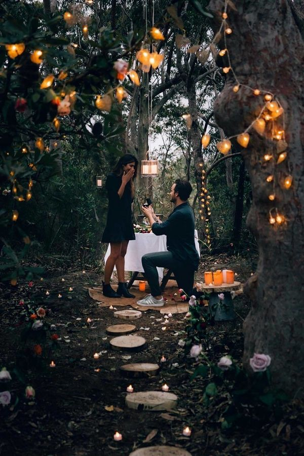 20 Most Romantic Wedding Marriage Proposal Ideas is part of Marriage proposals - tps header] The story of how you proposed will be told to friends and strangers for the rest of your lives (no pressure!)  Our advice Put your own spin on one of these romantic, and foolproof, proposal