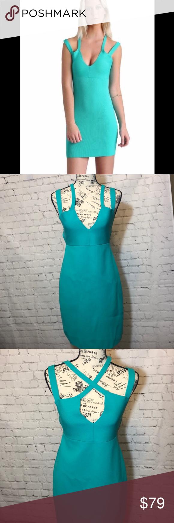 Nbd X Naven Twins Bodycon Dress Teal Choose Me Bodycon Dress Bodycon Nbd Dresses [ 1740 x 580 Pixel ]