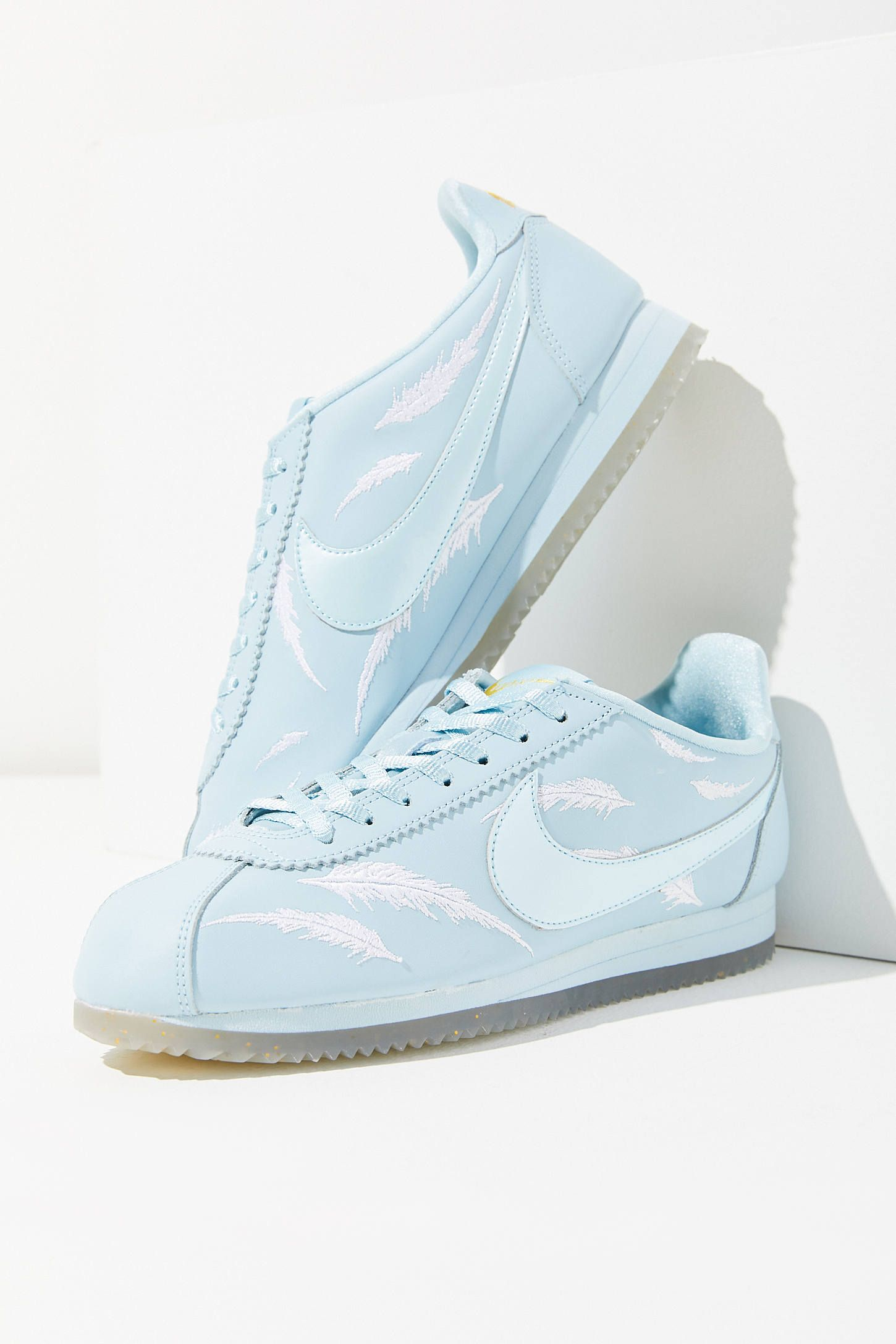 finest selection fcdfa d5d21 Nike Classic Cortez Embroidered Sneaker