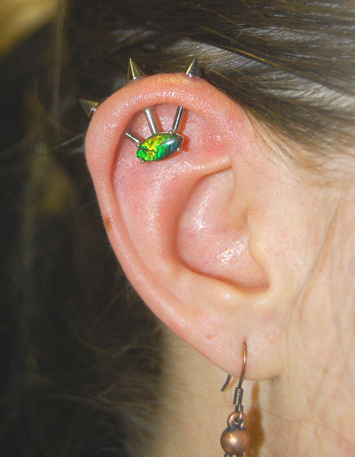 Nose piercing near me  Beautiful Ear Project by Evolution Body Piercing  sweet piercings