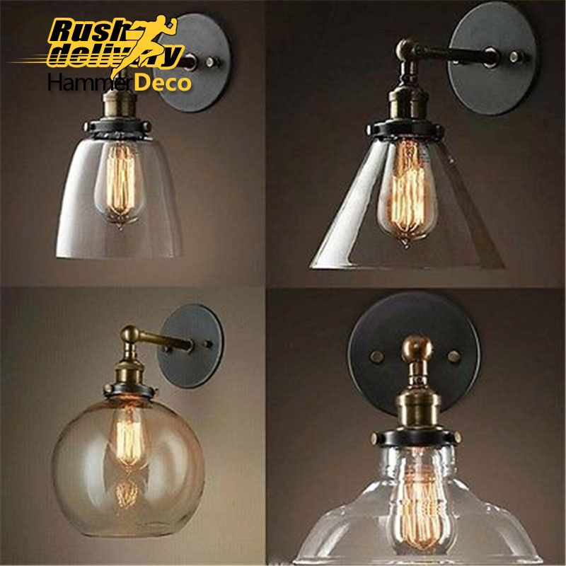 Modern Wall Sconce Lighting Contemporary Indoor Wall Mounted Lights For Hallway Gallery Living Room Bedroom Family Room Wall Lamp Copper Wall Light Wall Lights
