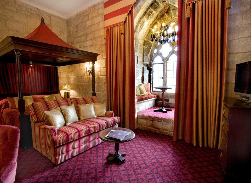 9 Best Castle Hotels In England