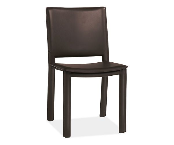 Madrid Leather Dining Chair Modern Dining Chairs