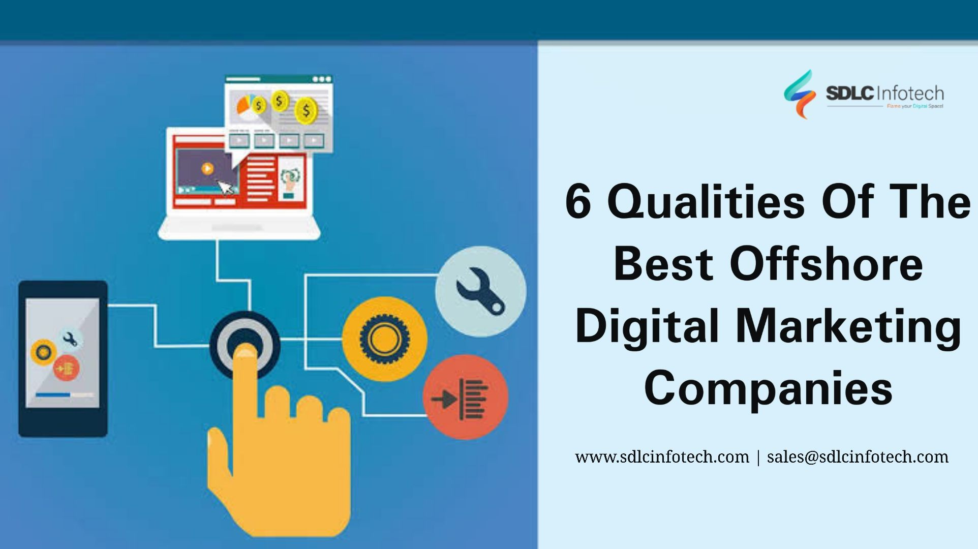 6 qualities of the best offshore digital marketing