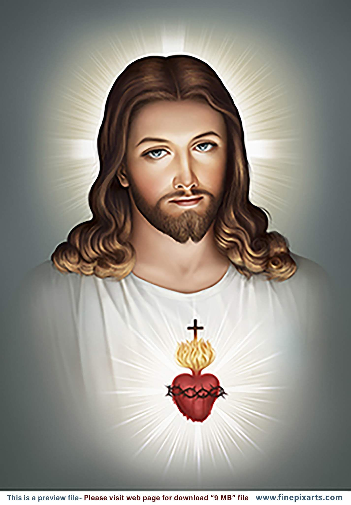 Sacred Heart Of Jesus In 2020 Jesus Christ Painting Jesus Christ Images Jesus Pictures