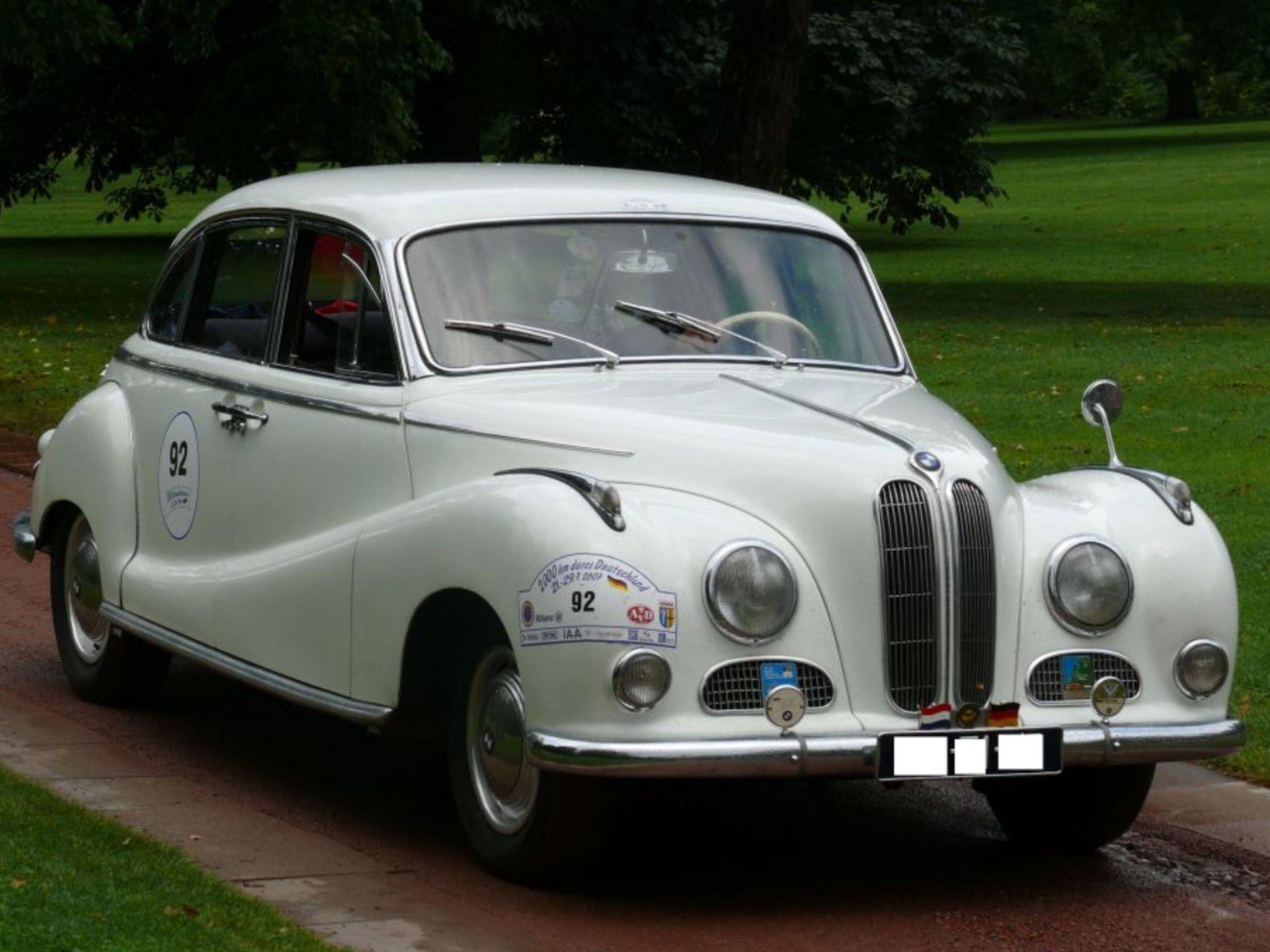 BMW 502 coupe | BMW | Pinterest | BMW