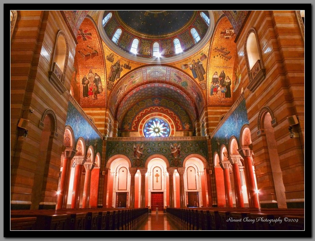 I adore this place. Cathedral Basilica, St.Louis, MO