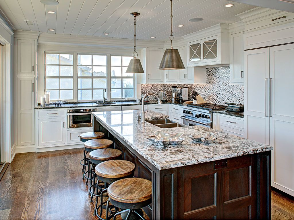 Full Shoreline Home Interior Design In The Jersey Shore Beach