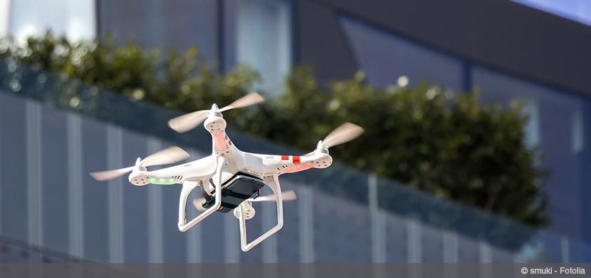Whether You Hire A Company To Operate A Drone Or Do It Yourself