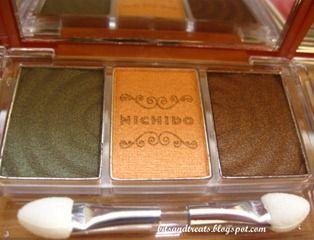 #nichido #eyeshadow