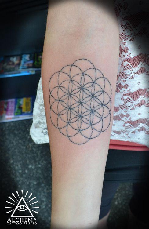 By Dave // Alchemy Tattoo