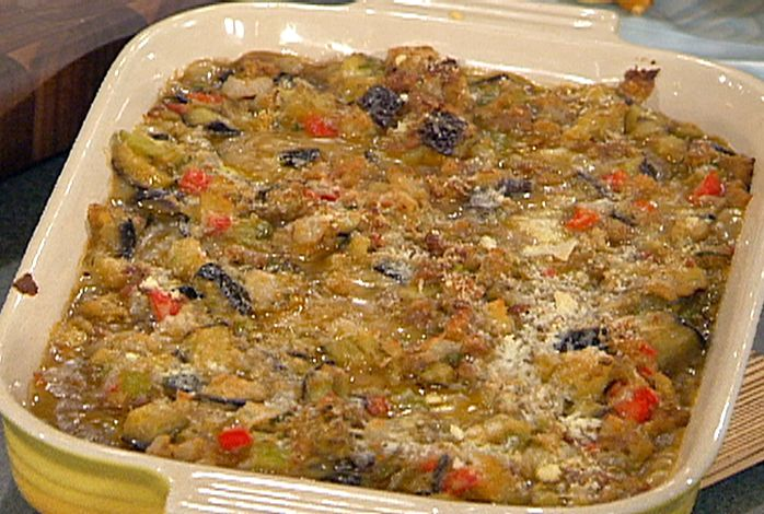 Eggplant and sweet sausage bake recipe emeril lagasse food eggplant and sweet sausage bake recipe emeril lagasse food network foodnetwork forumfinder