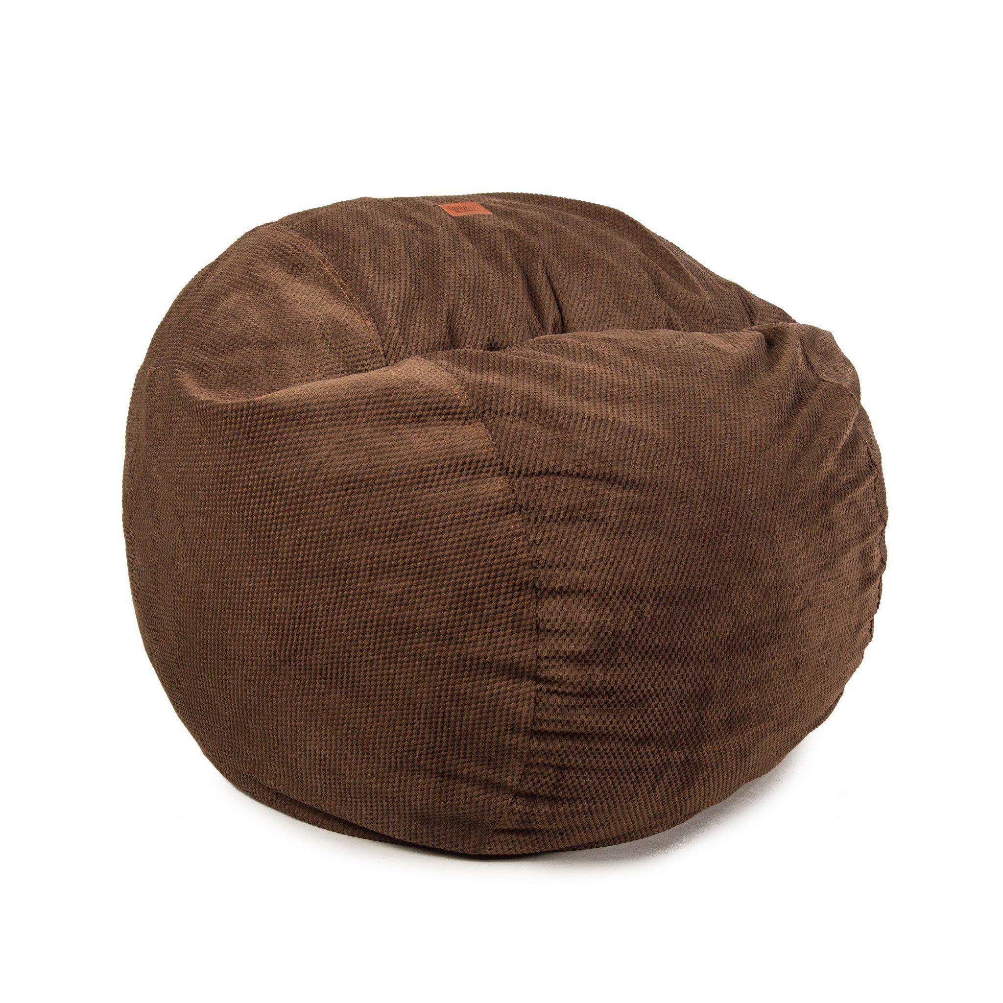 Marvelous Full Chair Chenille In 2019 Furniture Bean Bag Bed Creativecarmelina Interior Chair Design Creativecarmelinacom