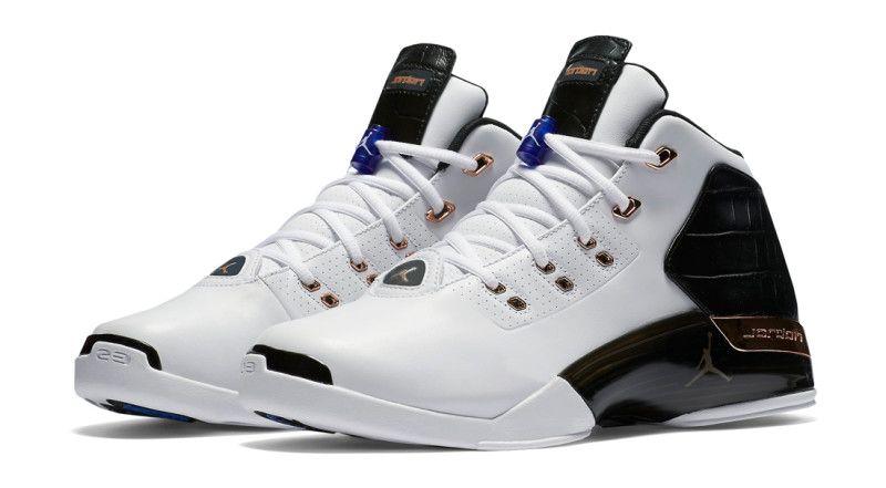 check out 6611f 68809 Air Jordan XVII (17)+ Retro  Copper  -Release Date  Saturday, April 9th  2016 -Price   250