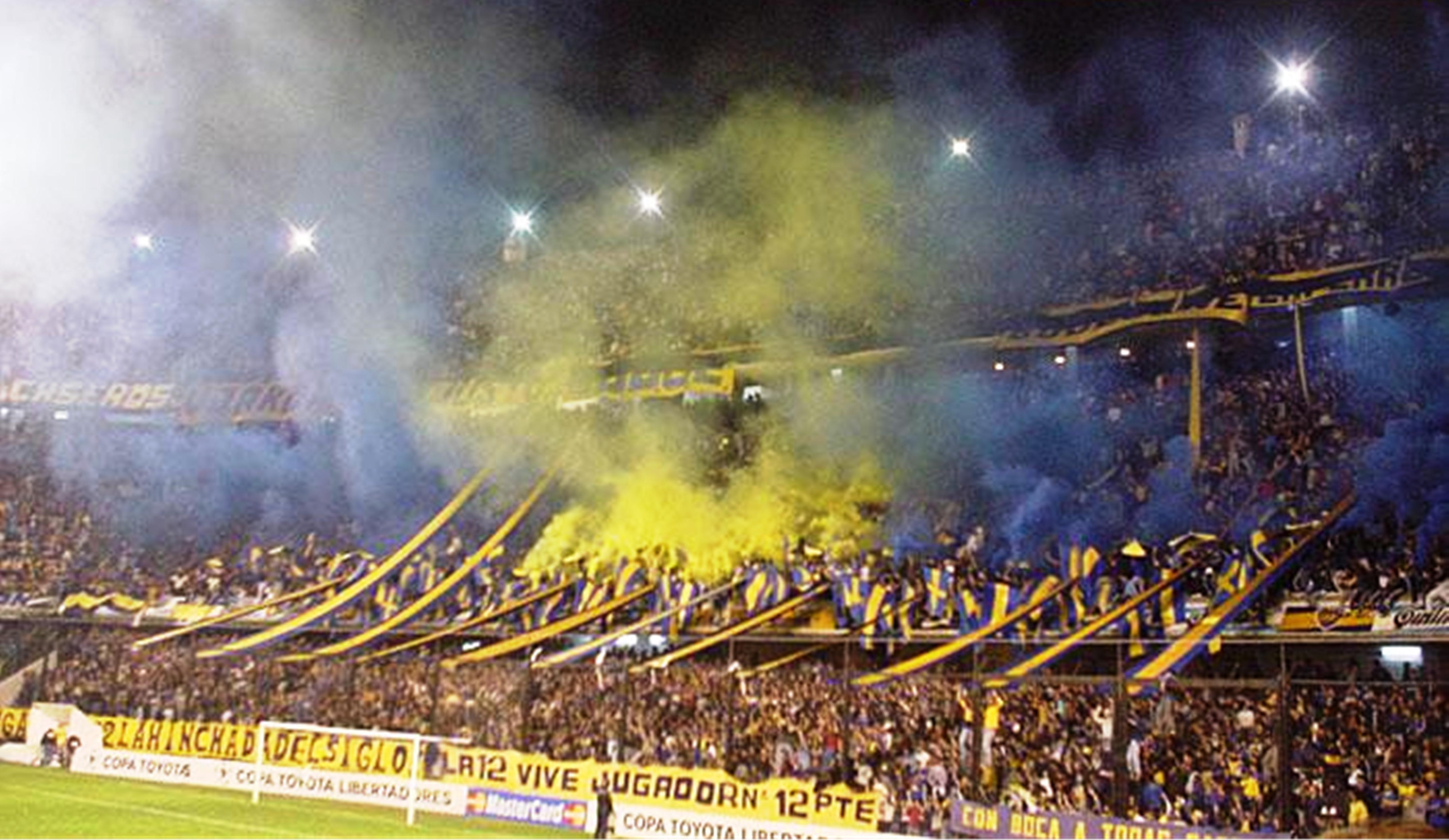 La 12 -  Boca Juniors