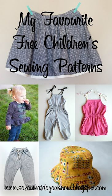 So, Zo...\': Free Sewing Patterns Update and a Plan | Sewing ...