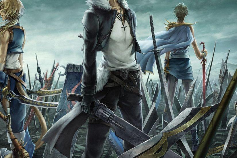 Pin By Saifi007 On Final Fantasy Brave Exvius Mobius Dissidia