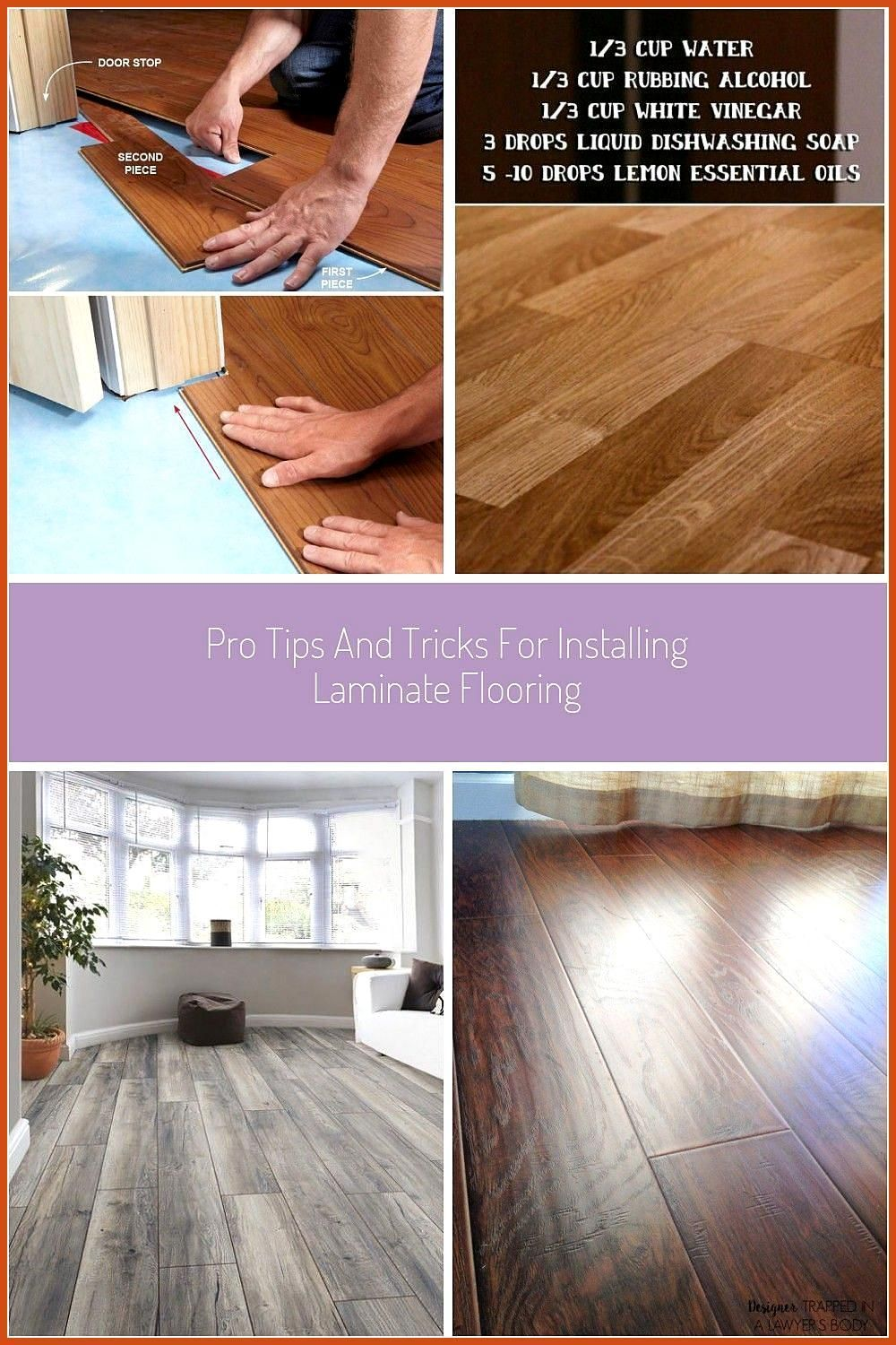 12 Tips For Installing Laminate Flooring Laminate Floors Tips To Avoid Humps Bu Avoid Floo In 2020 Installing Laminate Flooring Floor Makeover Laminate Flooring