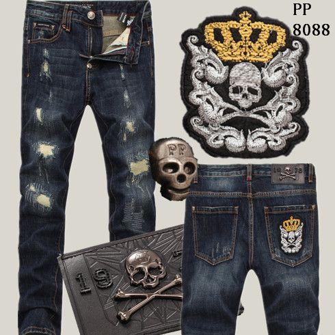 1e748b4806a Cheap Philipp Plein Jeans In 171204 For Men, $52.50 On Philipp Plein Jeans