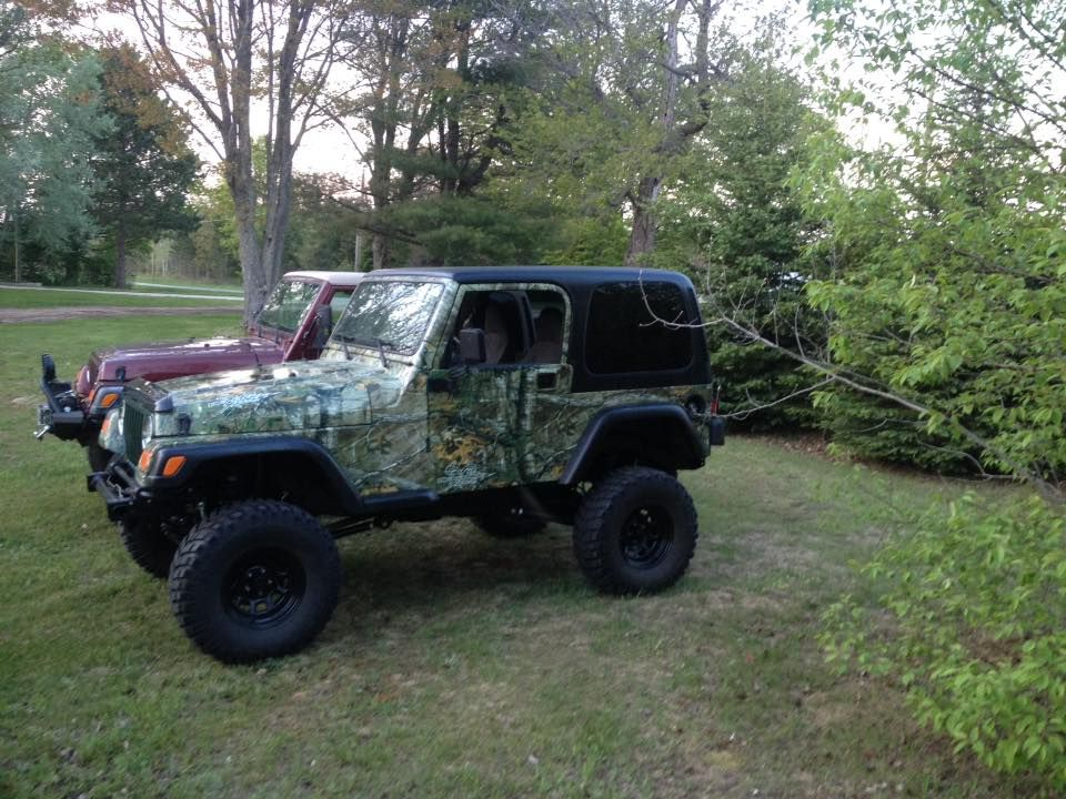 Jeep Wrangler Tj Build >> 2001 Jeep Wrangler Tj Build Almost Complete 6 Lift May 28 2015