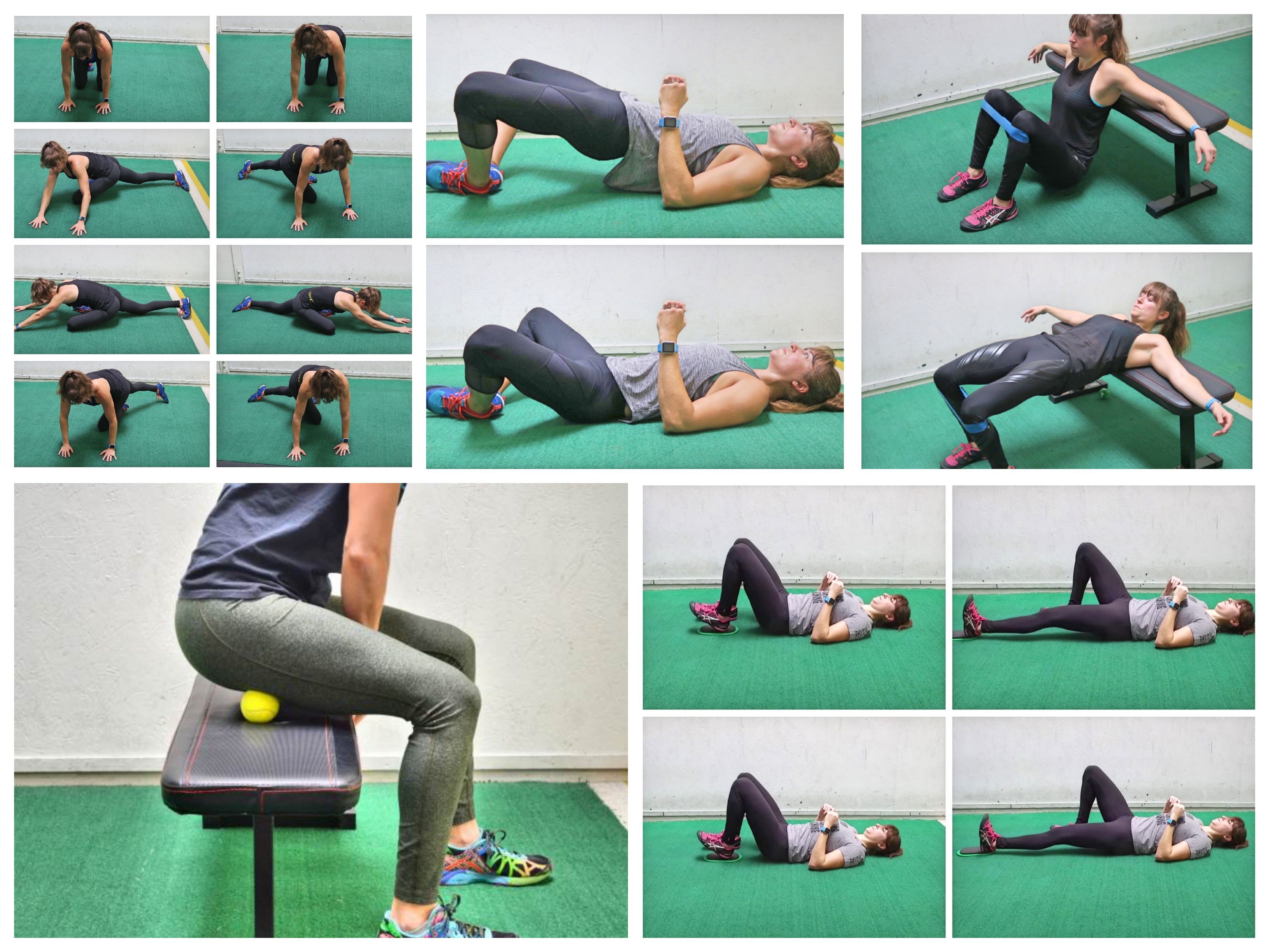 Exercises and Stretches - After Hip Replacement