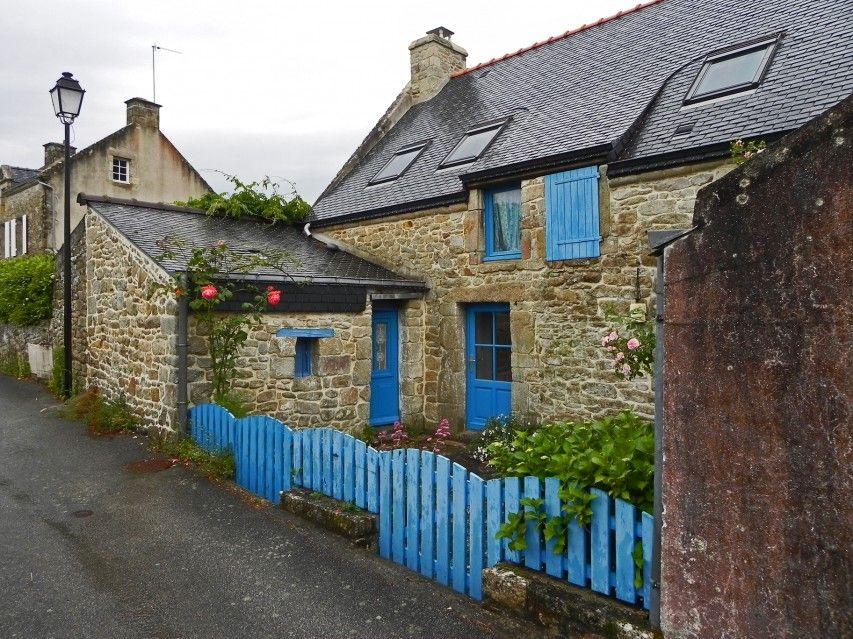 Brittany petite maison de p cheur restaur e lovely little cottages cottage style homes - Maison de pecheur bretagne ...