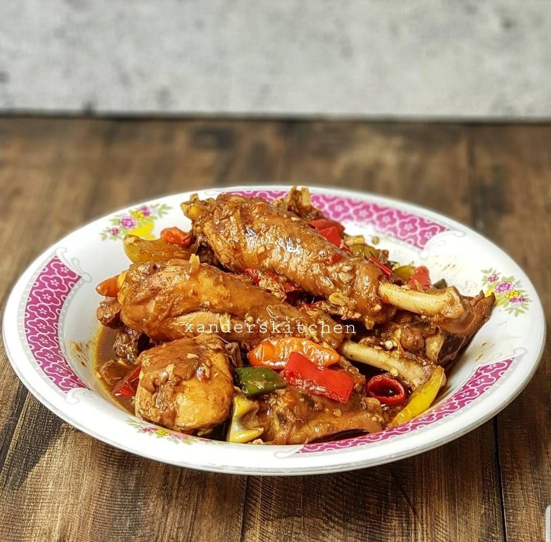 Resep Ayam Kecap Sunda Harus Recook Oleh Xander S Kitchen Resep Resep Ayam Resep Resep Makanan