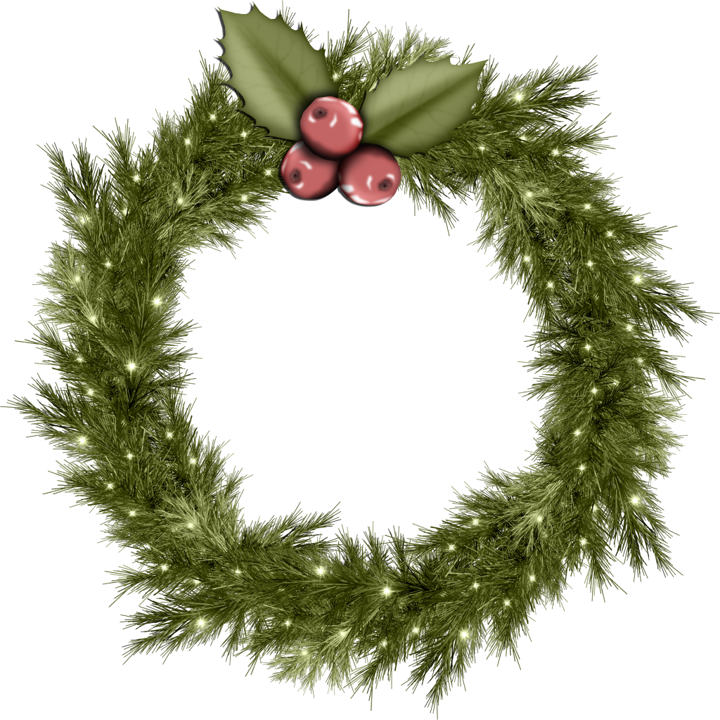 23+ Christmas wreath clipart no background ideas in 2021