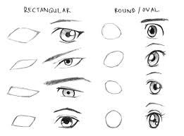 Sketch Of Anime Boys Eyes Buscar Con Google Drawing Tips