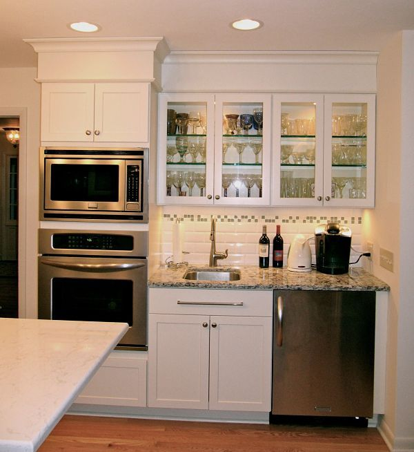 Kitchens Designed For Holiday Entertaining Wall Oven Kitchen