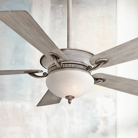 52 Minka Aire Delano Driftwood Ceiling Fan 5x292 Lamps Plus