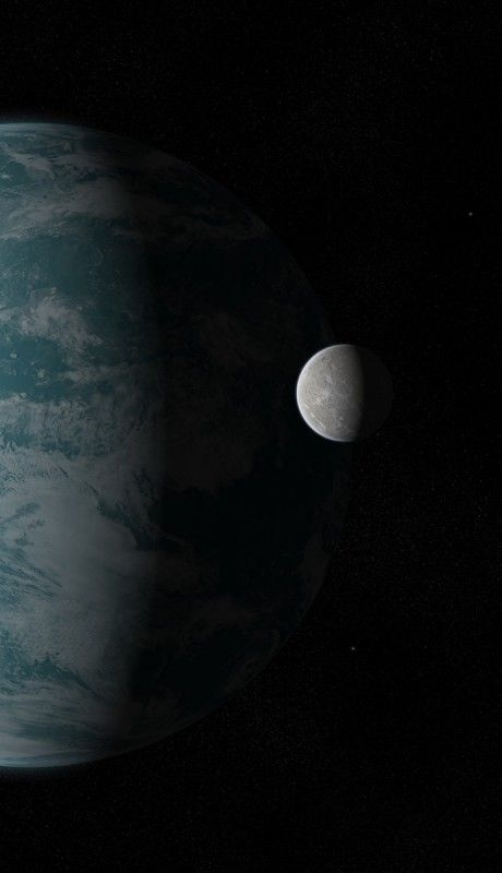 Space Moon Stars Planet The Infinity High Resolution 1920x1080