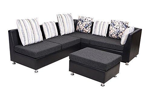 RoyalOak L Shaped Sofa Price & Review India   L shaped ...