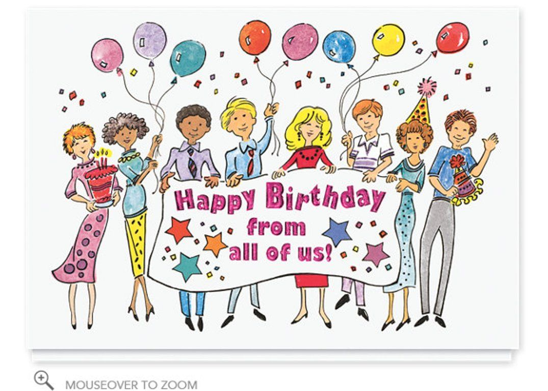 Birthday Wishes From Us http//www