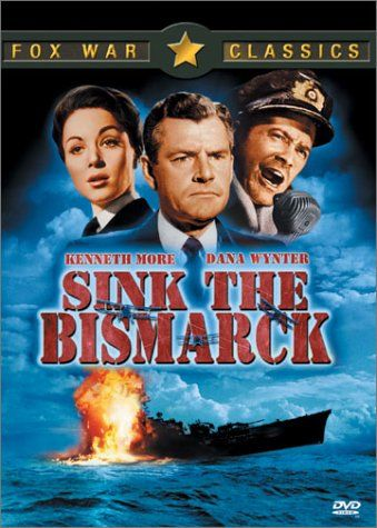 Sink The Bismarck With Images Sink The Bismarck War Movies