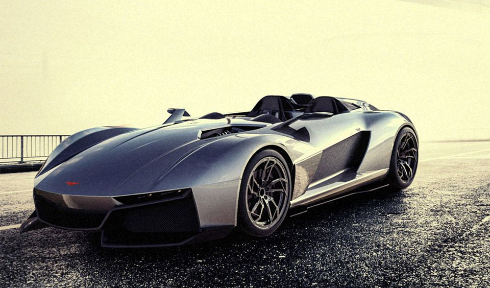 Rezvani Beast Production Launches As America S Next Supercar