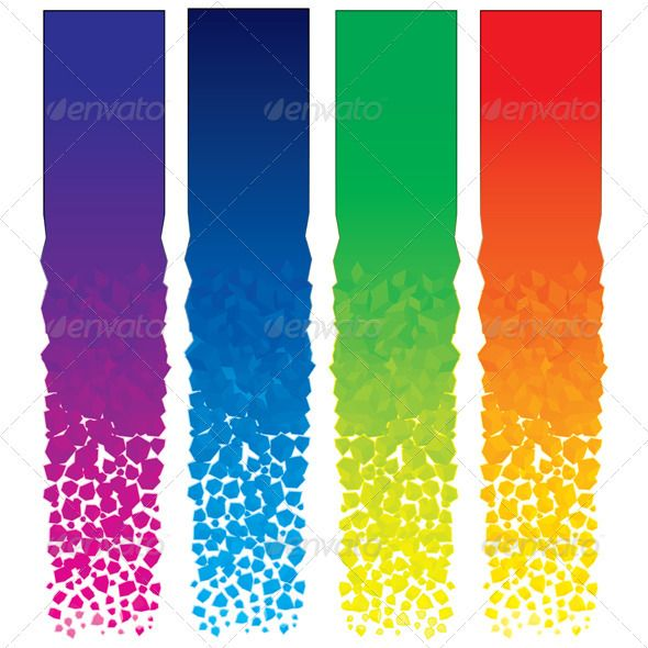 Vertical Banners | Banners and Background banner