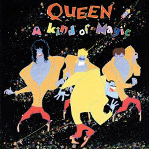 Queen A Kind Of Magic 180 Gram Sealed Vinyl Lp New Queen Albums Album Cover Art A Kind Of Magic