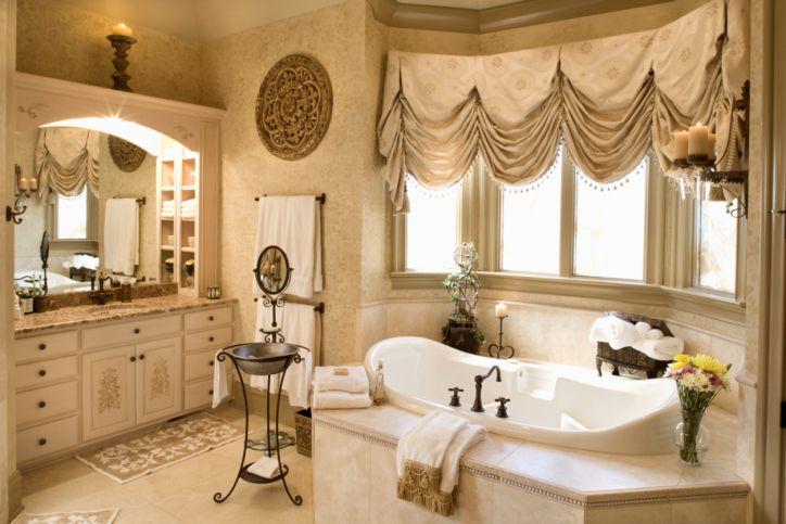 Fotos de interiores de casas lujosas Cuarto de baño moderno, Baño