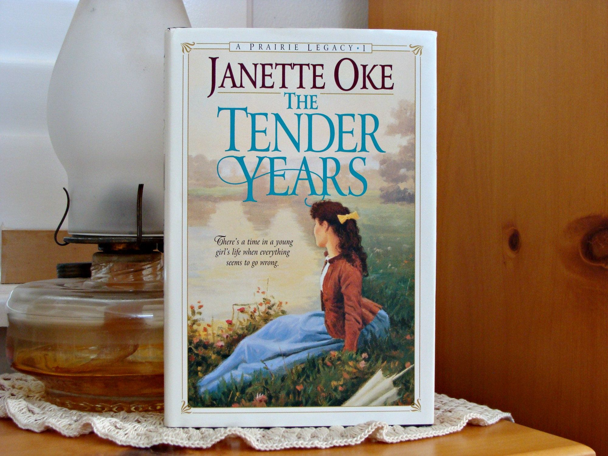 1997 The Tender Years Janette Oke Book 1 Prairie Etsy In 2020 Janette Oke Books Janette Oke Book 1