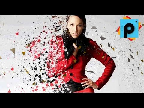 Efecto Dispersion Picsart Tutorial Youtube Family Photography