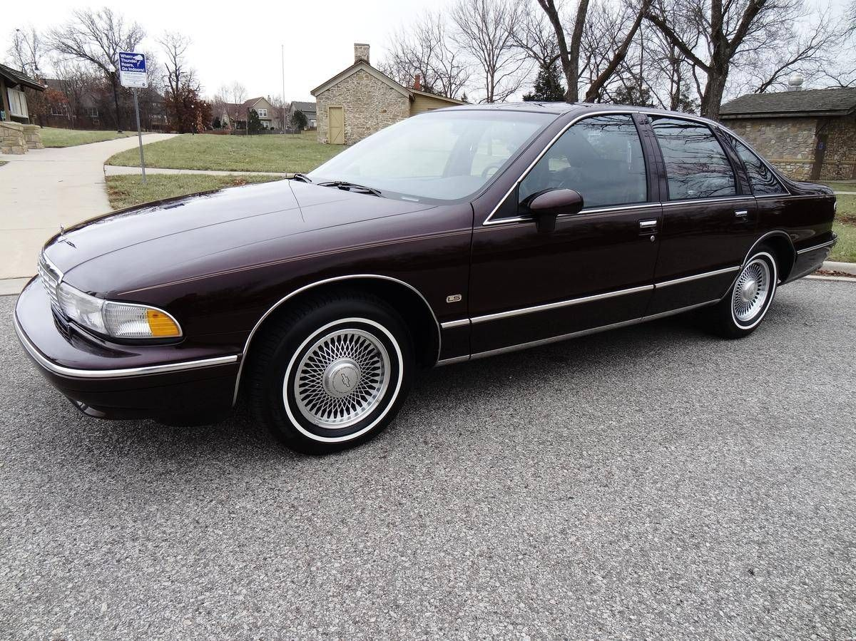 1994 Chevrolet Caprice Ls For Sale 1787647