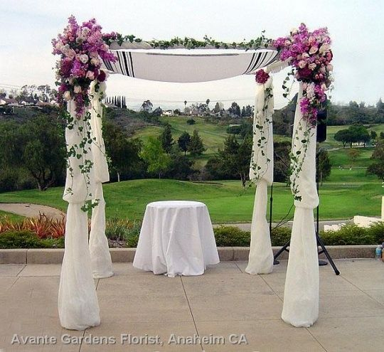 Wedding Altar Columns: Wedding Arches With Columns