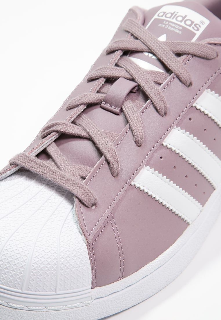 super popular 185c4 8f93f Dieser Klassiker spricht für sich. adidas Originals SUPERSTAR - Sneaker low  - blanch purple