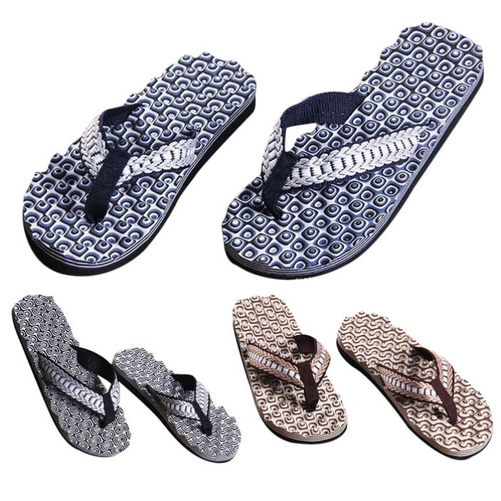 $2.81 (Buy here: https://alitems.com/g/1e8d114494ebda23ff8b16525dc3e8/?i=5&ulp=https%3A%2F%2Fwww.aliexpress.com%2Fitem%2FSPLENDID-Men-Summer-Comfortable-Massage-Flip-Flops-Shoes-Sandals-Male-Slipper-indoor-outdoor-Flip-flops%2F32356349775.html ) SPLENDID Men Summer Comfortable Massage Flip Flops Shoes Sandals Male Slipper indoor & outdoor Flip-flops for just $2.81