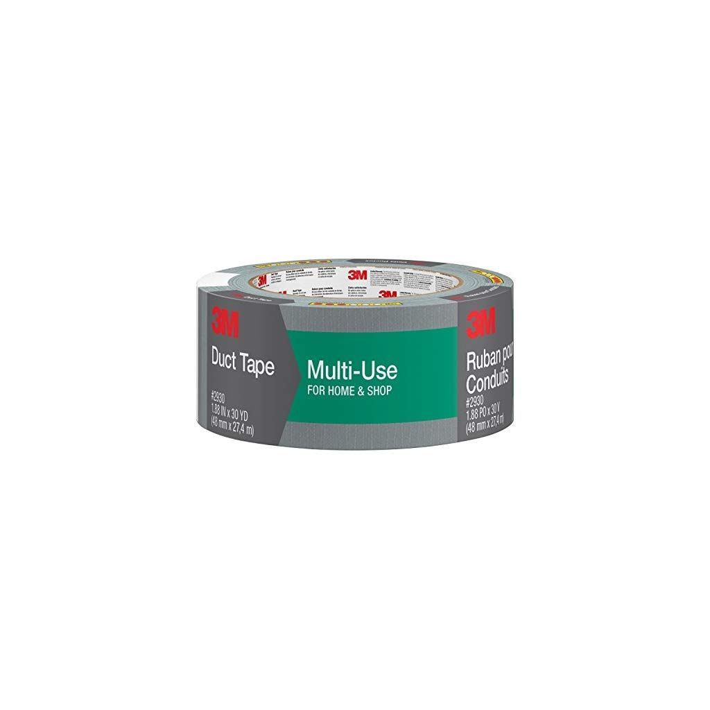 3M Multi-Use Duct Tape 2930-C 1.88 Inches by 30 Yards