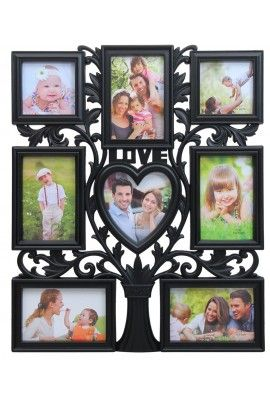 Family Tree Photo Frame Photo Size 3 Photos Of 10 15cm 3 Photos Of 10 10cm 2 Photos Of 15 10 Cm 8 Ph Family Tree Photo Frame Online Photo Frames Photo Frame