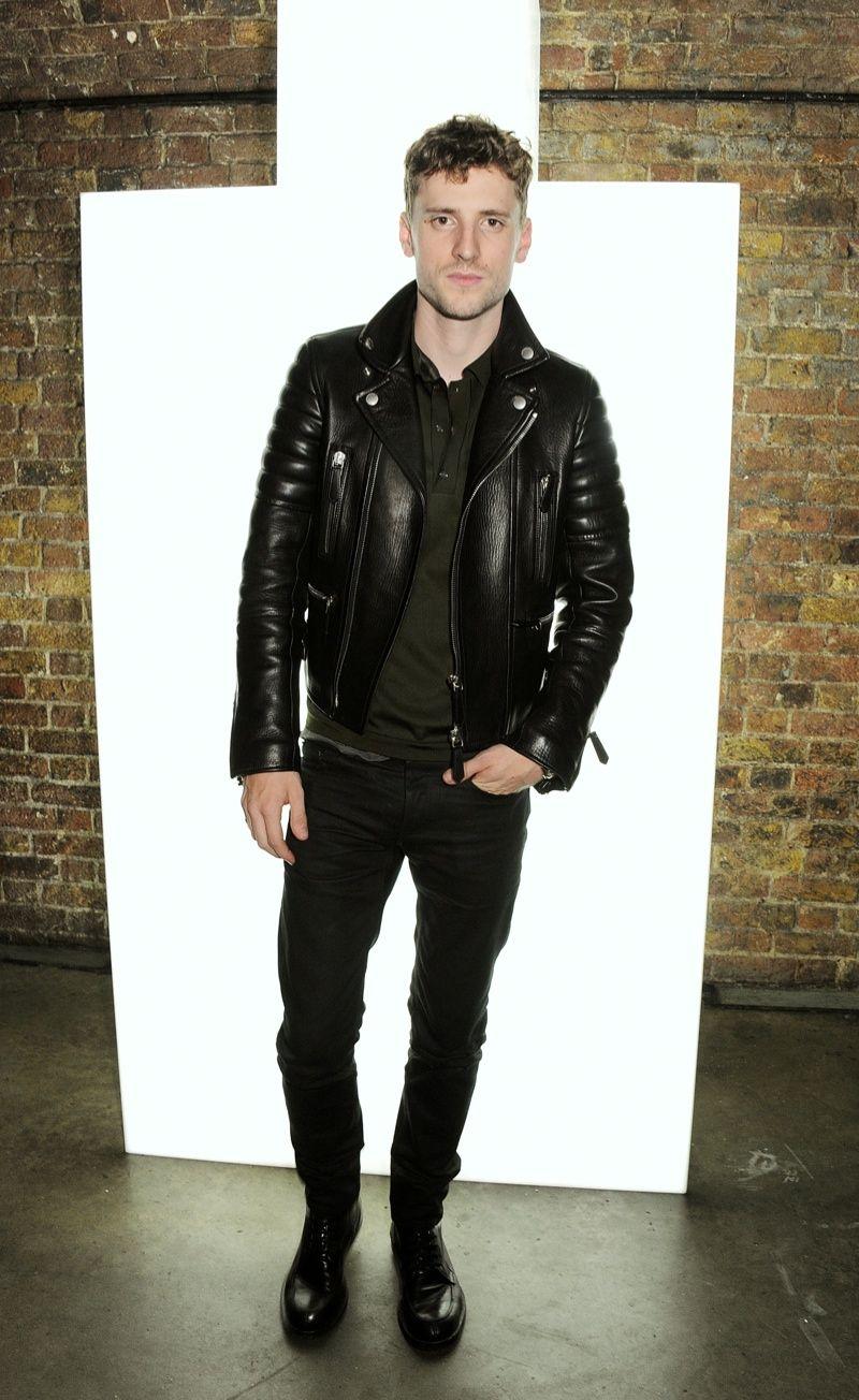 Shop The Burberry Brit Rhythm Collection Most Stylish Men Stylish Men Leather Jacket Men [ 1304 x 800 Pixel ]